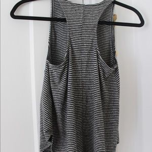 Super soft racer back tank from Abercrombie